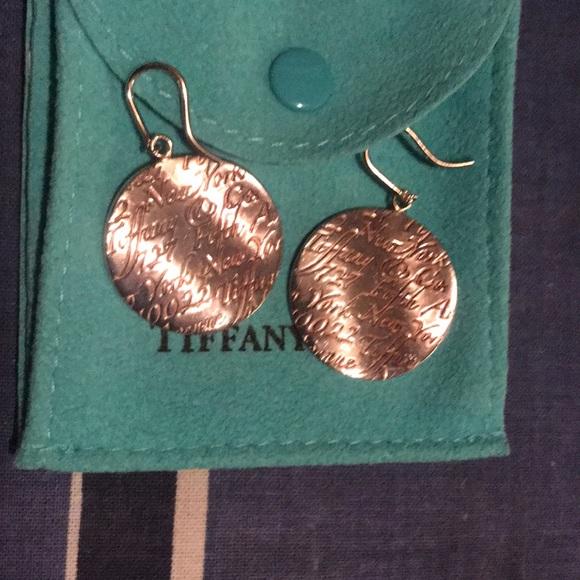 2c7c23681 Tiffany & Co. Jewelry | Tiffany Co Notes Collection Earrings | Poshmark